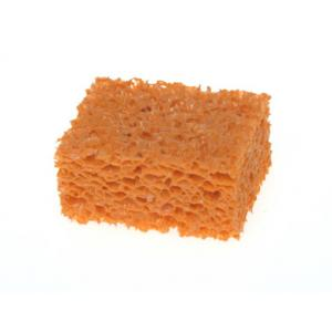 Orange Stipple Sponge