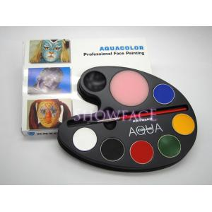 KN Aquacolor Palette Oval 6 Art: 1106